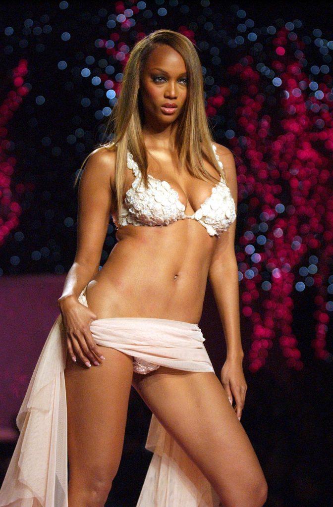 Victoria's Secret Tyra Banks