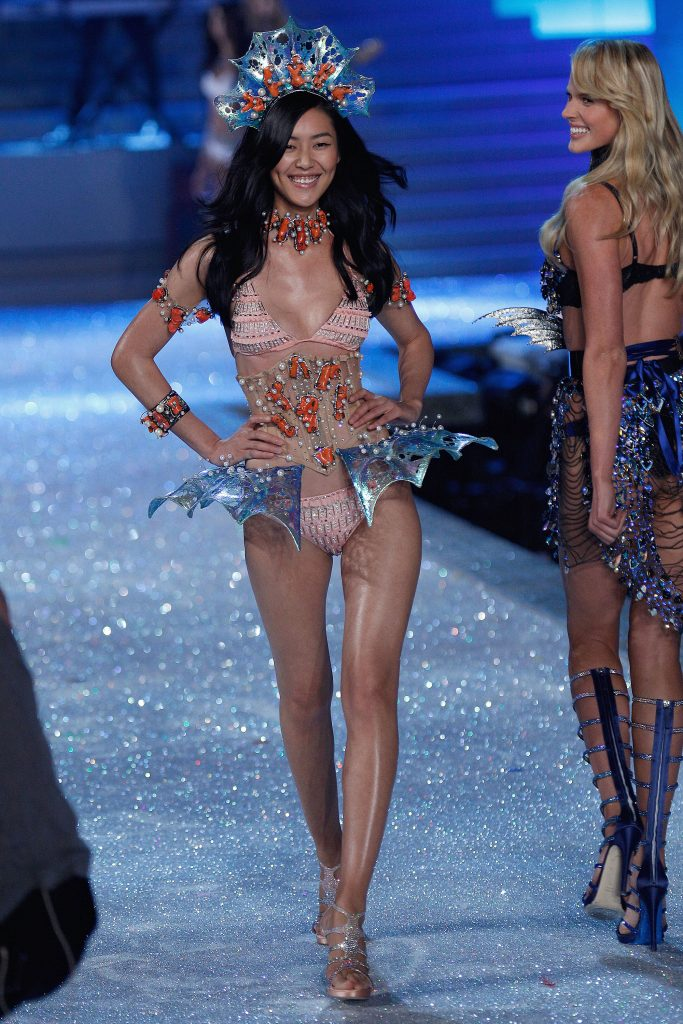 Victoria's Secret Liu Wen