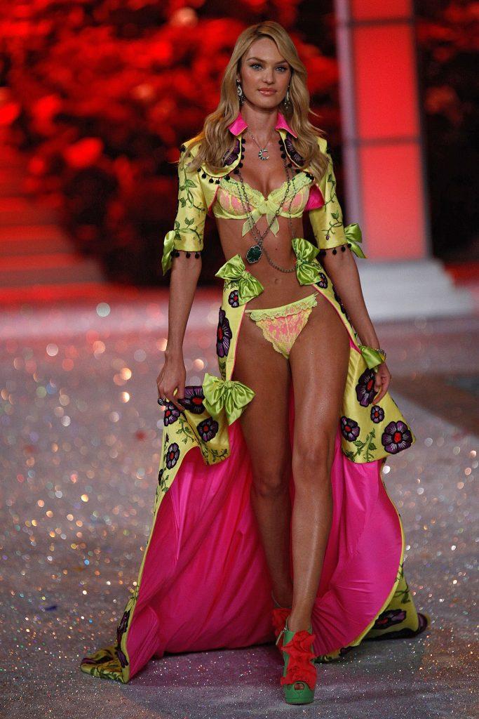 Victoria's Secret Candice Swanepoel