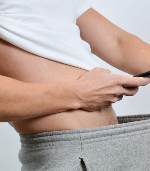 Paniekrubriek: Help mijn gym buddy stuurde me een naaktselfie