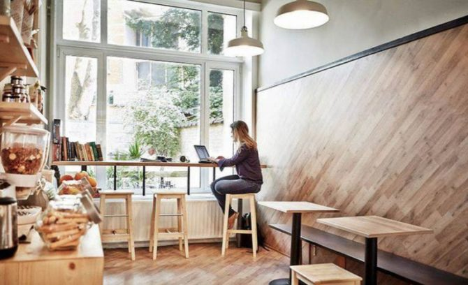 coworking spaces brussel