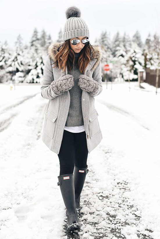 winter outfit date