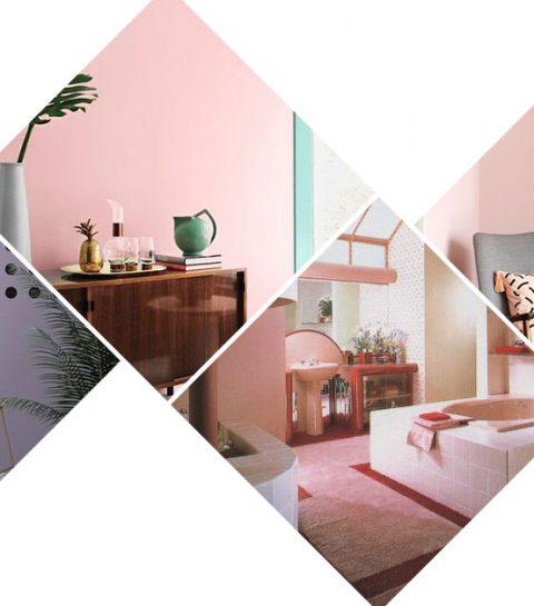 Pinspiration: een kleurrijk 80's interieur