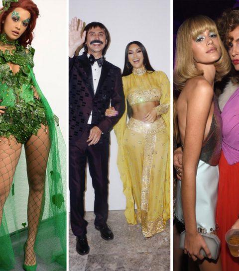 Halloween 2017: dit waren de beste celebrity Halloween kostuums