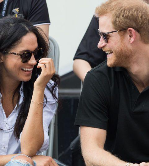 OMG: Prins Harry en Meghan Markle zijn verloofd!