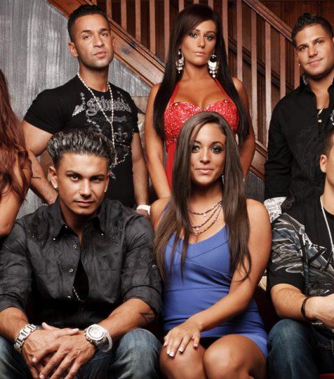 OMG: Jersey Shore komt terug mét de originele cast!