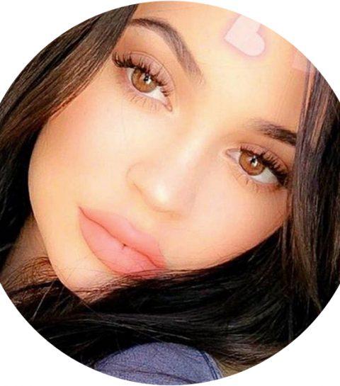 ZIEN: de foto's van Kylie Jenners geheime babyshower