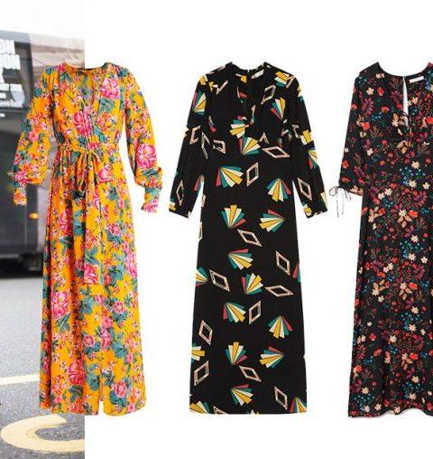 Bedwelming Hoe draag je een lange jurk in de winter? - ELLE.be &RW82