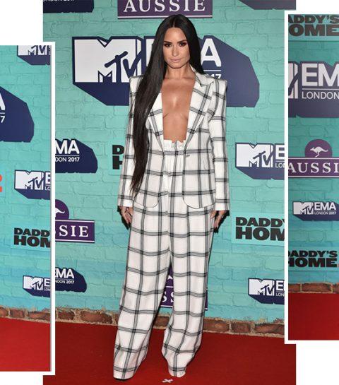 ZIEN: De rode loper looks van de MTV EMA's 2017