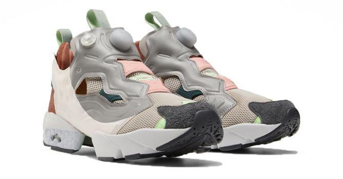 reebok sneakers instapump