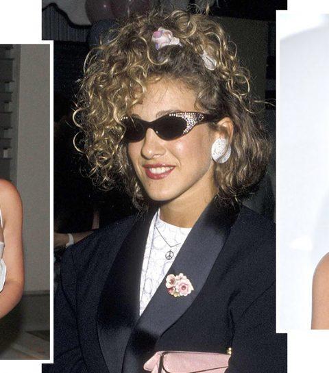 Throwback Trend: Scrunchies zijn hét nieuwe haaraccessoire