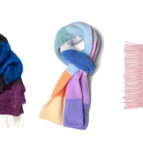10 warme sjaals om je te wapenen tegen de koude