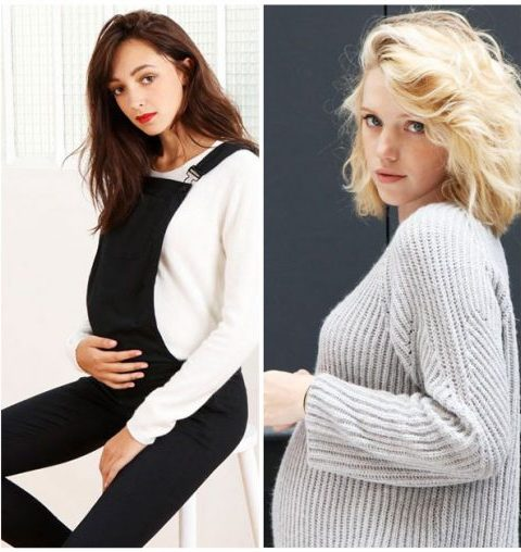 20 stijlvolle zwangerschapsoutfits