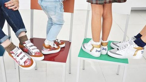 Must have: De schattigste mommy & me schoenen by Thea x Clio Goldbrenner