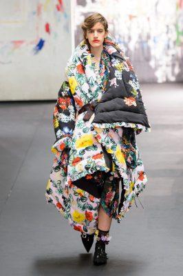 trend donsdekenjas fashionista homeless dakloos jas donsjas preen