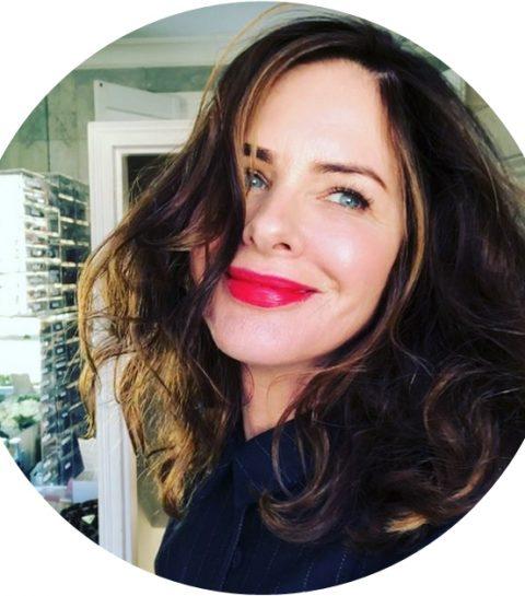 Trinny (van Susannah) heeft een eigen make-uplijn en die is geniaal