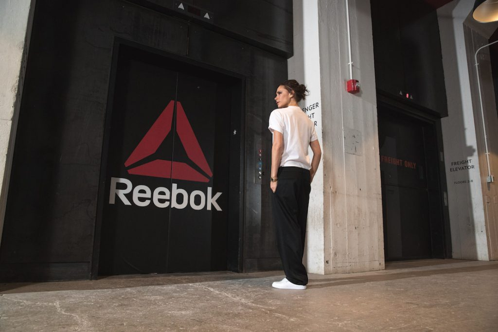 victoria beckham sneakers reebok