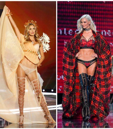 IN BEELD: de mooiste looks van de Victoria's Secret show