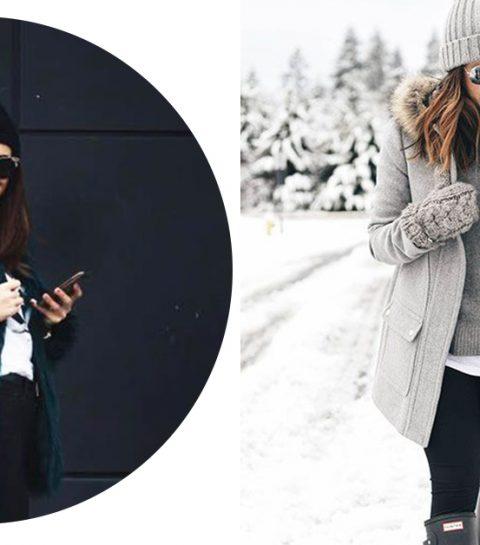 Vijf coole outfits voor een winterse date
