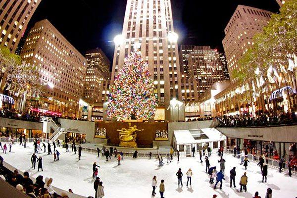 winter, reizen, bestemming, top 10, sneeuw, natuur, citytrip, new york, verenigde staten