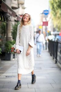 How to wear: Zo draag je winters wit - 1