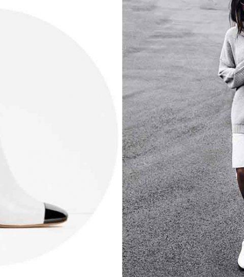 Throwback trend: zo style je witte laarsjes