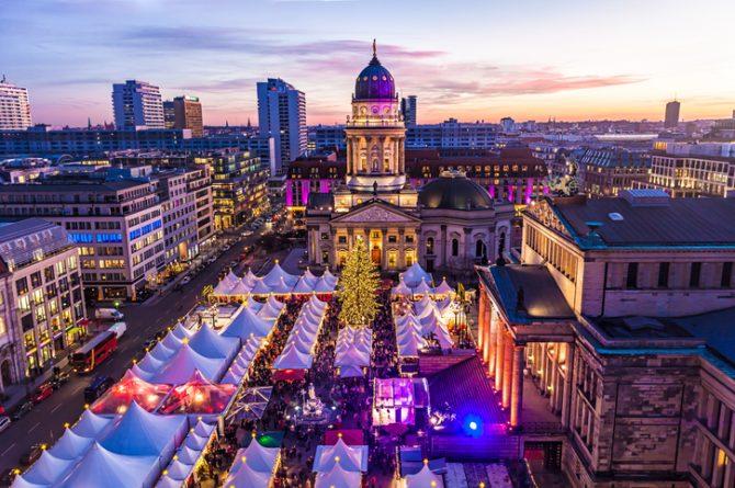kerstmarkt, kerstmis, vakantie, feestdagen, gezellig, berlijn