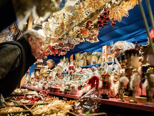 kerstmarkt, kerstmis, vakantie, feestdagen, gezellig, münchen