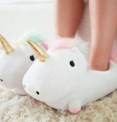 unicorn_pantoffels_shopping_cafe_gadgets
