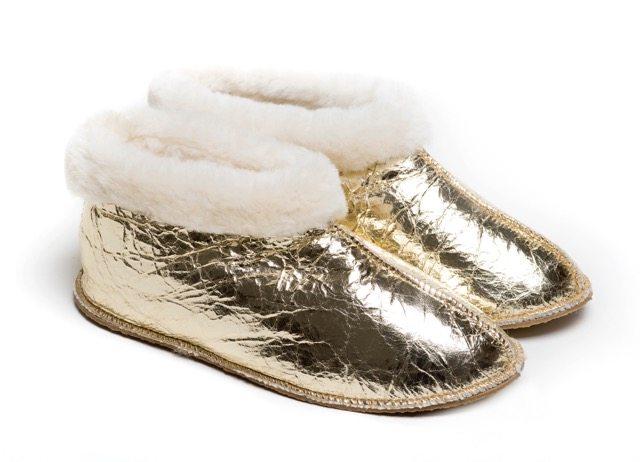 babbi pantoffels kerstshopping