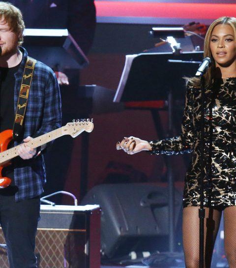 Beyoncé en Ed Sheeran brengen duet uit en het is 'Perfect'
