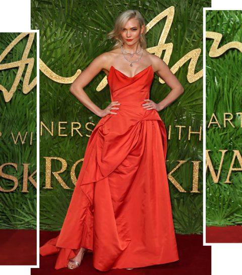 Zien: De prachtigste rode loperoutfits op de British Fashion Awards 2017