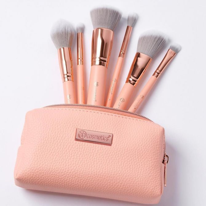 BH cosmetics brush set cadeau budget