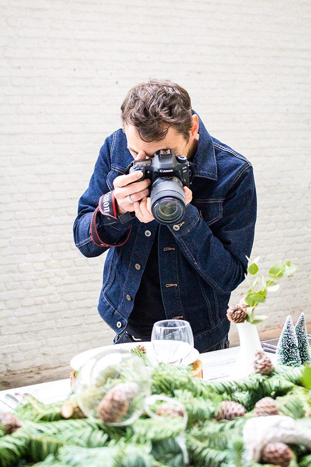 Zo maak je de perfecte foto's van je feesttafel - 1