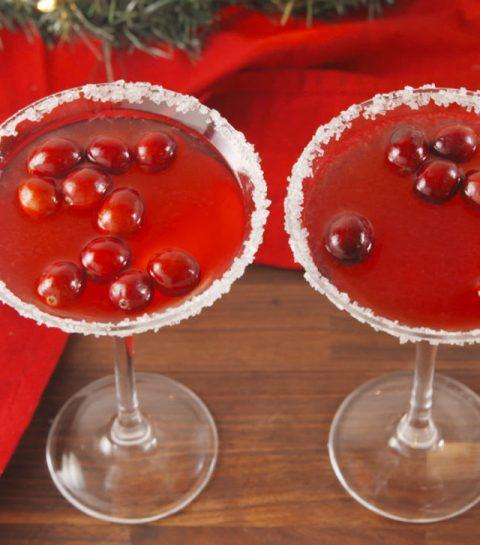 Santa Clausmopolitan : recept