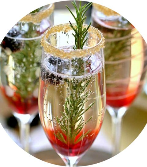 5 X feestelijke cocktails met een winterse twist!