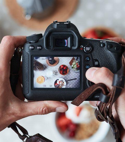 Foodfotografie: zo maak je Instagramproof foto's van je gerechten