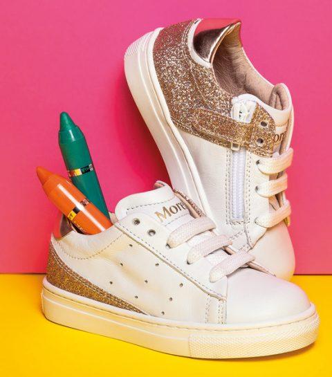 Win een paar sneakers van Morelli voor je mini-me