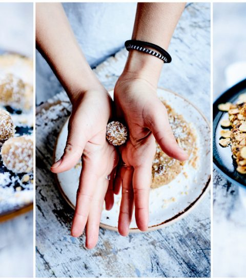 Foodspiration: 5 x vegan energy balls in een handomdraai