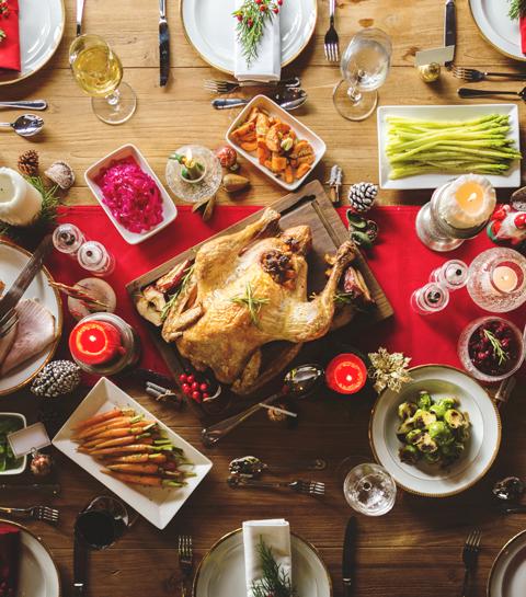 Met deze 10 tips blijf je healthy tijdens de feestdagen