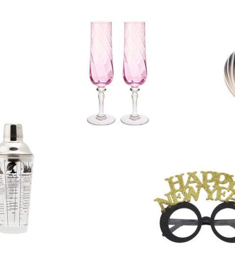 15 X de leukste feestbenodigdheden voor oudejaar!