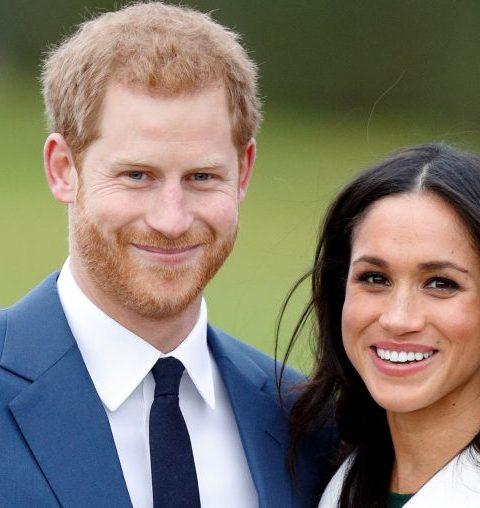 Must see: de adembenemende officiële verlovingsfoto's van Prins Harry en Meghan Markle!