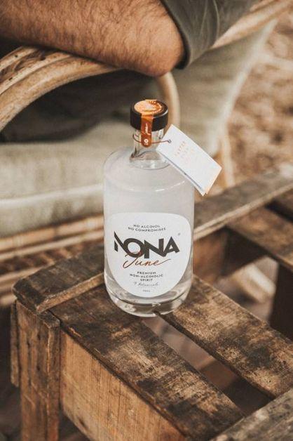 mocktail recept Nona June