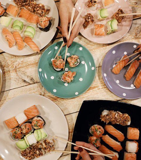 5 redenen om te zwichten voor de ELLE Sushi Box