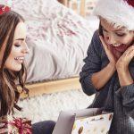 kerst, cadeau, geschenk