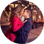 kerst romantiek
