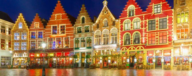 kerstmarkt, kerstmis, vakantie, feestdagen, gezellig, brugge