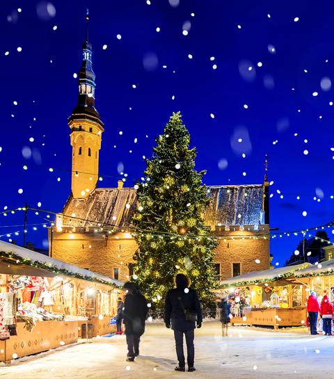 Dit Zijn De 10 Beste Kerstmarkten In Binnen En Buitenland