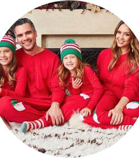 Zien: De leukste kerstfoto's en filmpjes van de sterren!
