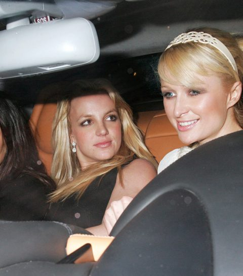 Paris Hilton dist Lindsay Lohan (nog maar eens)